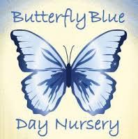 Butterfly Blue Day Nursery